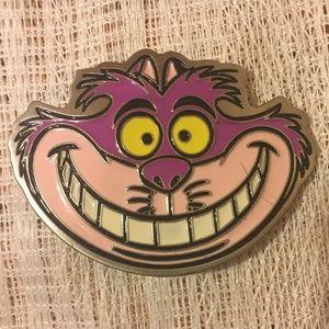 Alice In Wonderland Cheshire Cat Belt Buckle